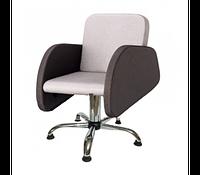 Парикмахерское кресло Анабель (Anabell) для клиентов салона красоты, кресло для парикмахера-стилиста