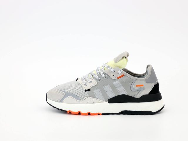 Кросівки Adidas Nite Jogger Grey фото