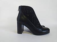 Шикарные фирменные ботинки на каблуке Lino Marano, очень удобная колодка, устойчивый каблук.