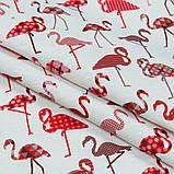 Комплект Штор в детскую Испания Фламинго Красный, арт. MG-145530, 170*135 см, фото 3