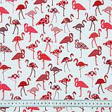Комплект Штор в детскую Испания Фламинго Красный, арт. MG-145530, 275*135 см, фото 2