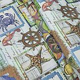 Шторы Декоративные в детскую комнату Испания Conchas , арт. MG-143253, 170*135 см, фото 3