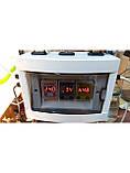 Инкубатор для яиц Курочка Ряба 56, в пластиковом корпусе, вентилятор, 4 лампы, с регулятором влажности, фото 2