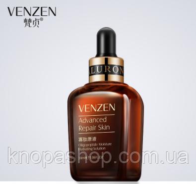 Эссенция VENZEN Олигопептид (коричневый пузатый флокон ) 30мл 