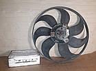 №11 Б/у Вентилятор охлаждения 6N0959455B 1,4-1,6 для Polo 6N,Fabia 1994-2001, фото 2