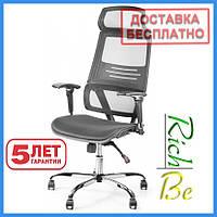 Кресла для руководителей ортопедические Black New