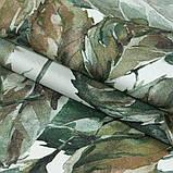 Шторы в Детскую комнату MacroHorizon Листья Оливка (MG-DET-160948), 270*195 см, фото 2