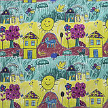 Комплект Декоративних Штор в дитячу Іспанія Дитячі малюнки, арт. MG-131288, 275*200 см, фото 2