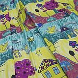 Комплект Декоративних Штор в дитячу Іспанія Дитячі малюнки, арт. MG-131288, 275*200 см, фото 3