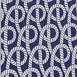 Комплект Декоративных Штор в детскую Испания Морские узлы, арт. MG-134221, 275*200 см, фото 7