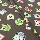 Комплект Декоративных Штор в детскую Испания Совушки, арт. MG-134272, 170*135 см, фото 3