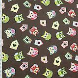 Комплект Декоративных Штор в детскую Испания Совушки, арт. MG-134272, 275*200 см, фото 2