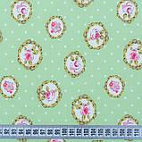 Комплект Декоративних Штор в дитячу Бавовна Іспанія КАМЕЯ САЛАТ, арт. MG-96805, 275*170см, фото 2