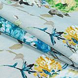 Шторы Декоративные в детскую комнату Испания Carolina Синий, арт. MG-148872, 275*145 см, фото 4