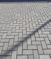 """Тротуарная плитка """"Кирпич"""" 200х100 высота 80 мм цветная, фото 3"""