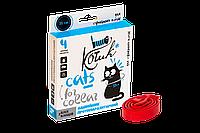 Ошейник противопаразитарный для кошек КОТиК 35 см