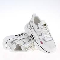 Легкие  женские кроссовки  SOPRA 93-69 WHITE KOGA весна 2020, фото 1