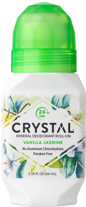 Дезодорант роликовый Жасмин и ванильCrystal 66 мл