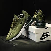 "Кроссовки Nike Air Max 270 ""Зеленые"", фото 3"
