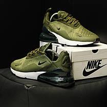 "Кроссовки Nike Air Max 270 ""Зеленые"", фото 2"