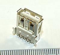 U004 USB Разъем, гнездо  для ноутбуков и материнских плат