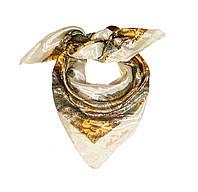 Женский платок (бежевый)