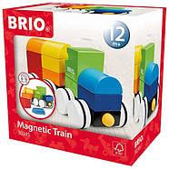 BRIO Паровозик на магнитах 30245, фото 4