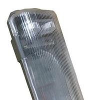 Корпус для светодиодного светильника 2х1200мм Optima