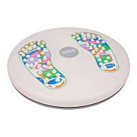 Масажер для ніг Ridni Relax (білий), 35 см, фото 1