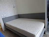 Односпальная кровать угловая