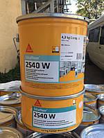 Sikafloor®-2540 W - Цветное эпоксидное покрытие для Вашего гаража, серый, RAL 7035, 18 кг