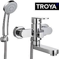 Змішувач ванна Troya  LAB-4-A136 (Хром)