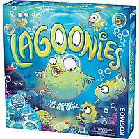 Настольная игра на внимание  Лагунис Lagoonies от Kosmos, фото 1
