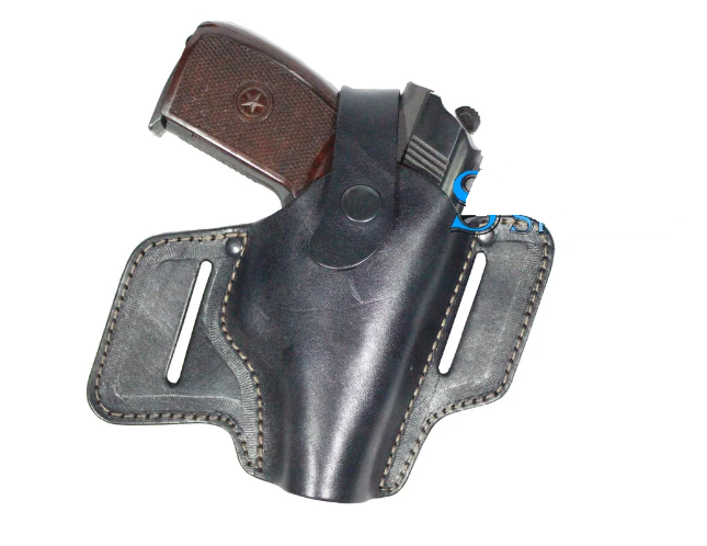 Кобура поясная бабочка для пистолета ПМ, МР654к