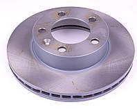 Тормозной диск передний Renault Master 2.3 dci 10-> Febi Германия 39346