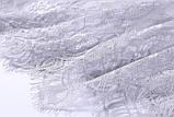 Комплект из 3х предметов кружевной эротический. Набор - пеньюар, халат, трусики, размер L (черный), фото 7