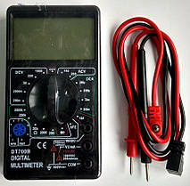 Цифровий мультиметр DT 700B, фото 3