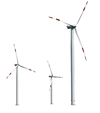 Ветровые электростанции и ветрогенераторы