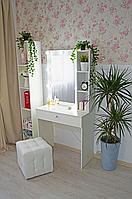 Стол гримерный с зеркалом и подсветкой СВ-11