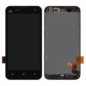 Дисплей Xiaomi для Mi 2/ Mi 2S с сенсором Black (DX0601)