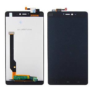 Дисплей Xiaomi для Mi 4c с сенсором Black (DX0603)