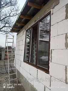 Ламінація пластикових вікон
