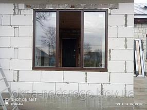 Ламинированные окна снаружи ➪ цены, фото, фото 2