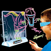 Доска для рисования Magic 3D Drawing Board, фото 1