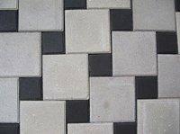 "Тротуарная плитка ""Квадрат"" 100х100 высота 60 мм цветная, фото 2"