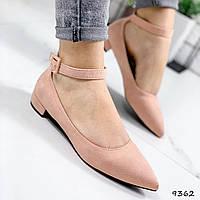 Туфли женские Nicole пудра 9362, фото 1