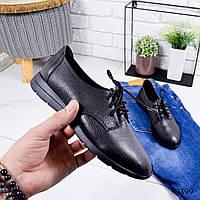 Туфли женские Scarlet черные 9399, фото 1
