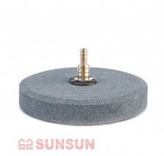 Аквариумный распылитель воздуха SunSun таблетка 100 мм (4 - 8 мм)