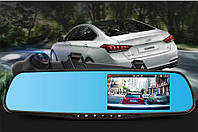 Видеорегистратор-зеркало DVR 138E с одной камерой и экраном, Автомобильное зеркало-видеорегистратор DVR 138