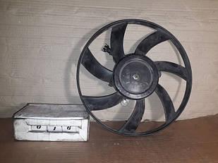 №16 Б/у Вентилятор охлаждения Seat Ibiza 1993—2002